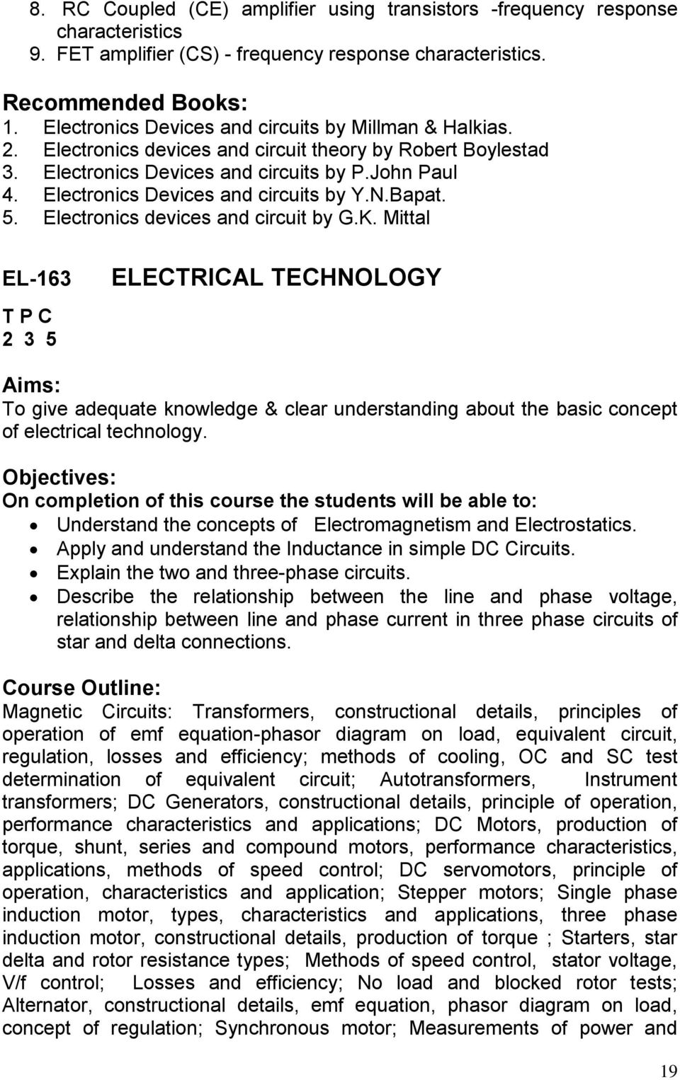 Higher Education Commission Islamabad Pakistan Pdf Electronic Circuits Simple Electronics Electronical Basic Devices And By Ynbapat 5 Circuit Gk