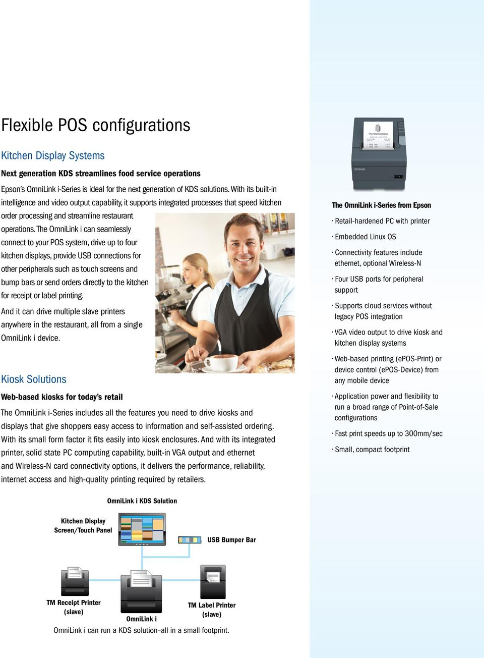 OmniLink i-series Smart Solutions for Retail - PDF