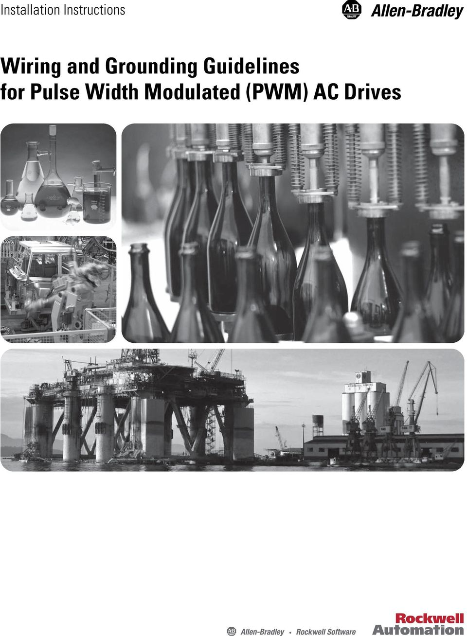 Installation Instructions Wiring And Grounding Guidelines For Pulse Ac Drive