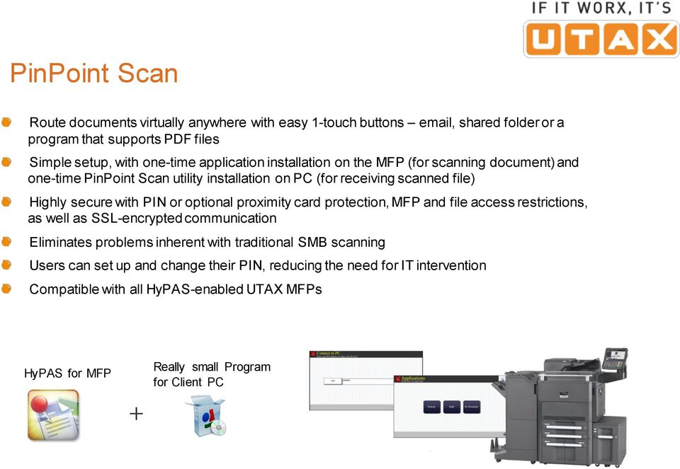 UTAX (UK) Ltd  Solutions Awareness - PDF