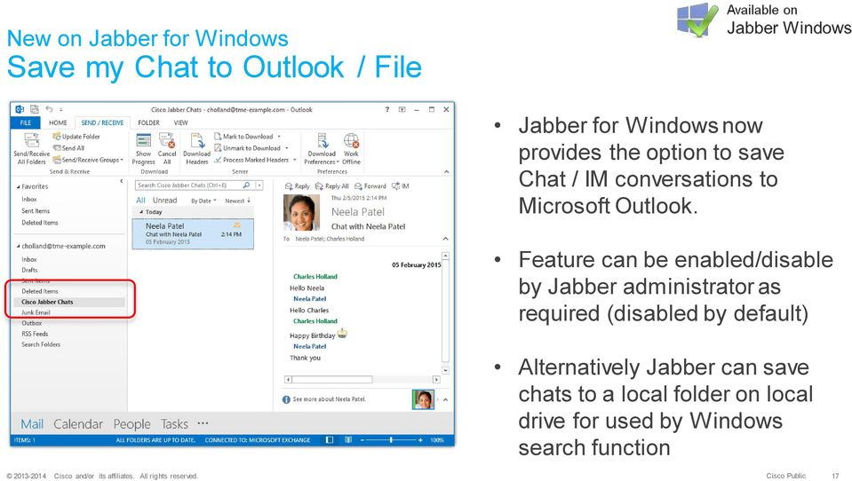 Jabber Client Update  February 2015 issue PDF