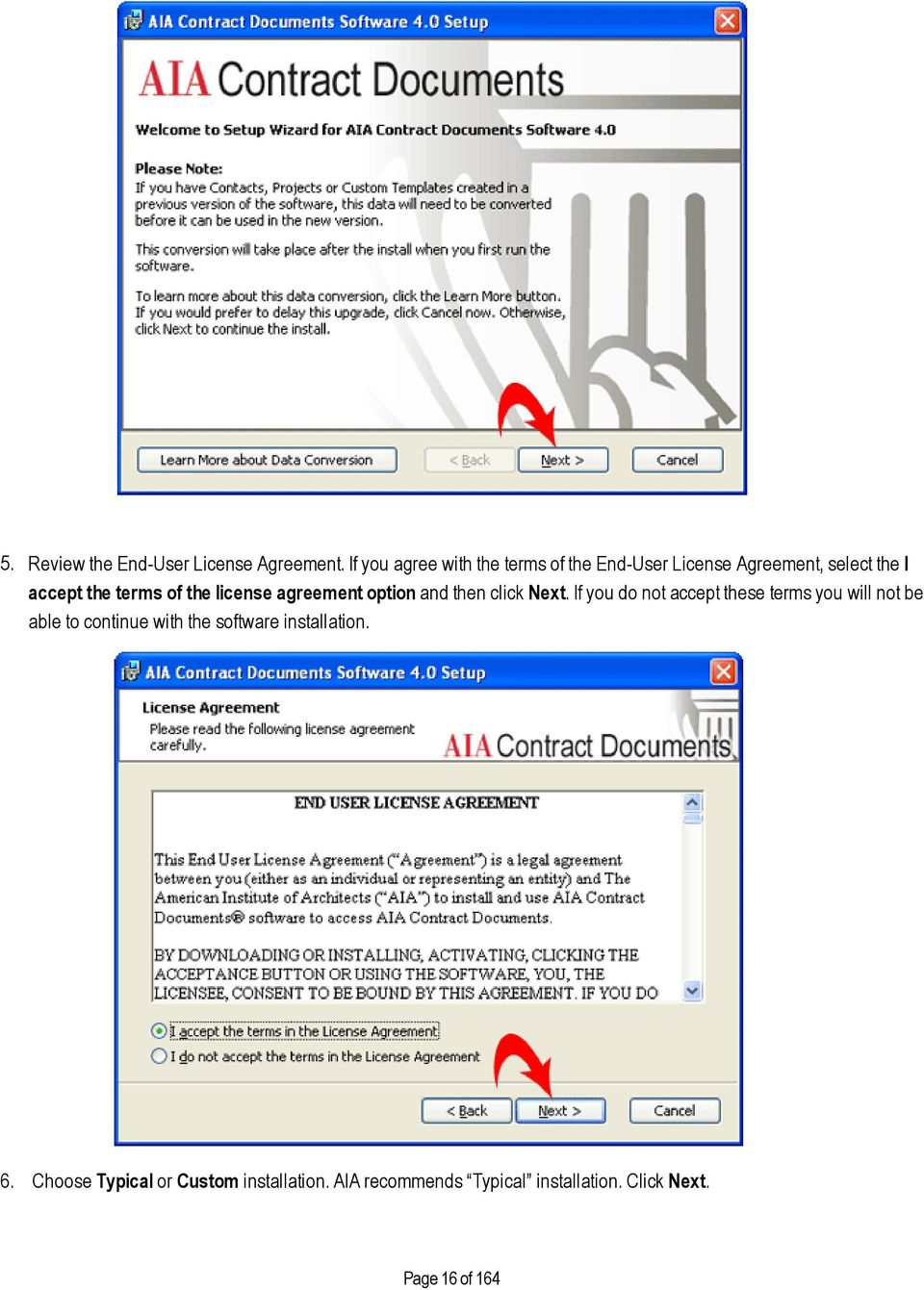 Software Help Copyright Aia Contract Documents Software Help Pdf