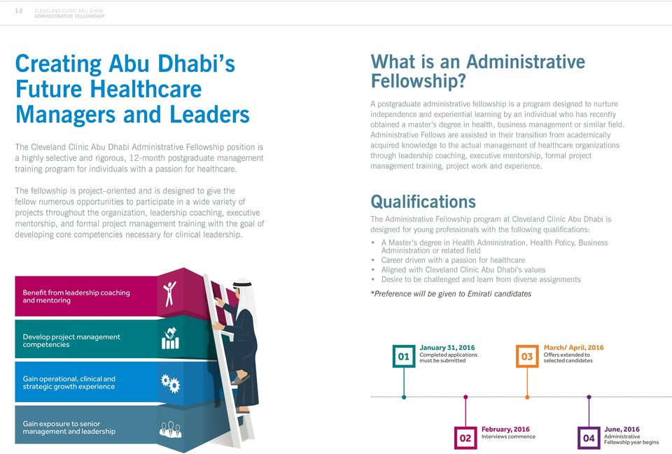 Developing the Future of  Healthcare Management and Leadership in