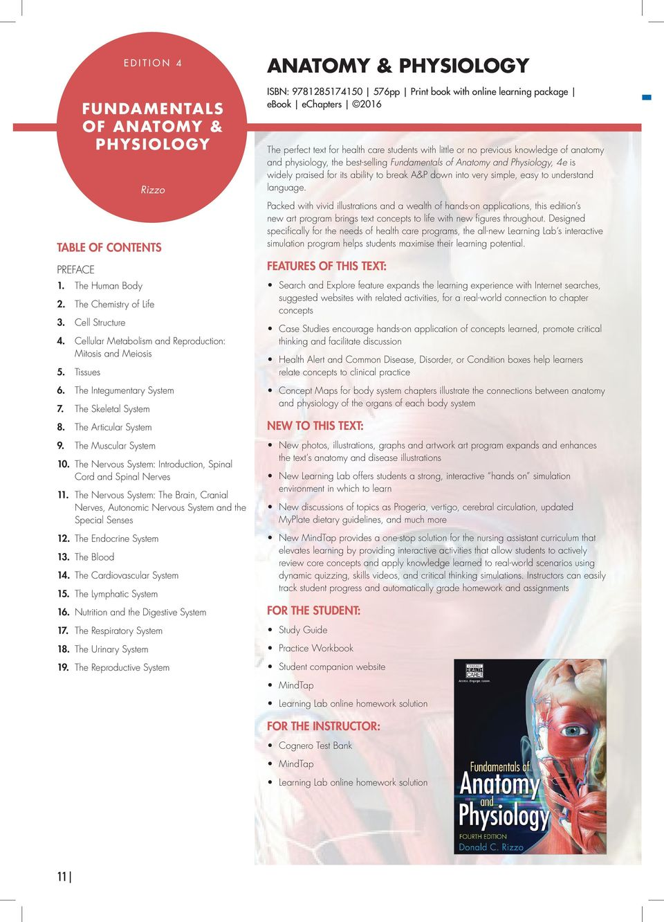 Cengage Learning NURSING. Latest Releases and Bestsellers. for PDF