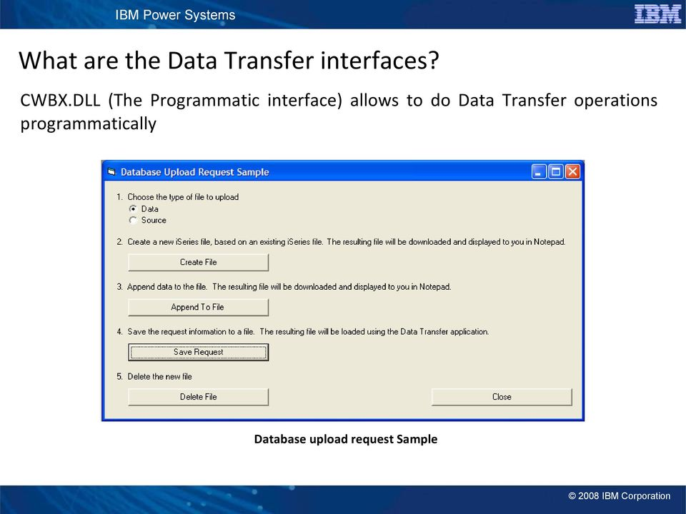 Data Transfer Tips and Techniques - PDF