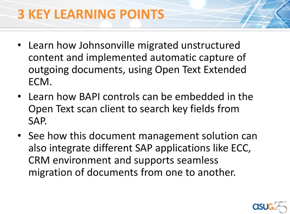 How Johnsonville Sausage Implemented a Savory OpenText