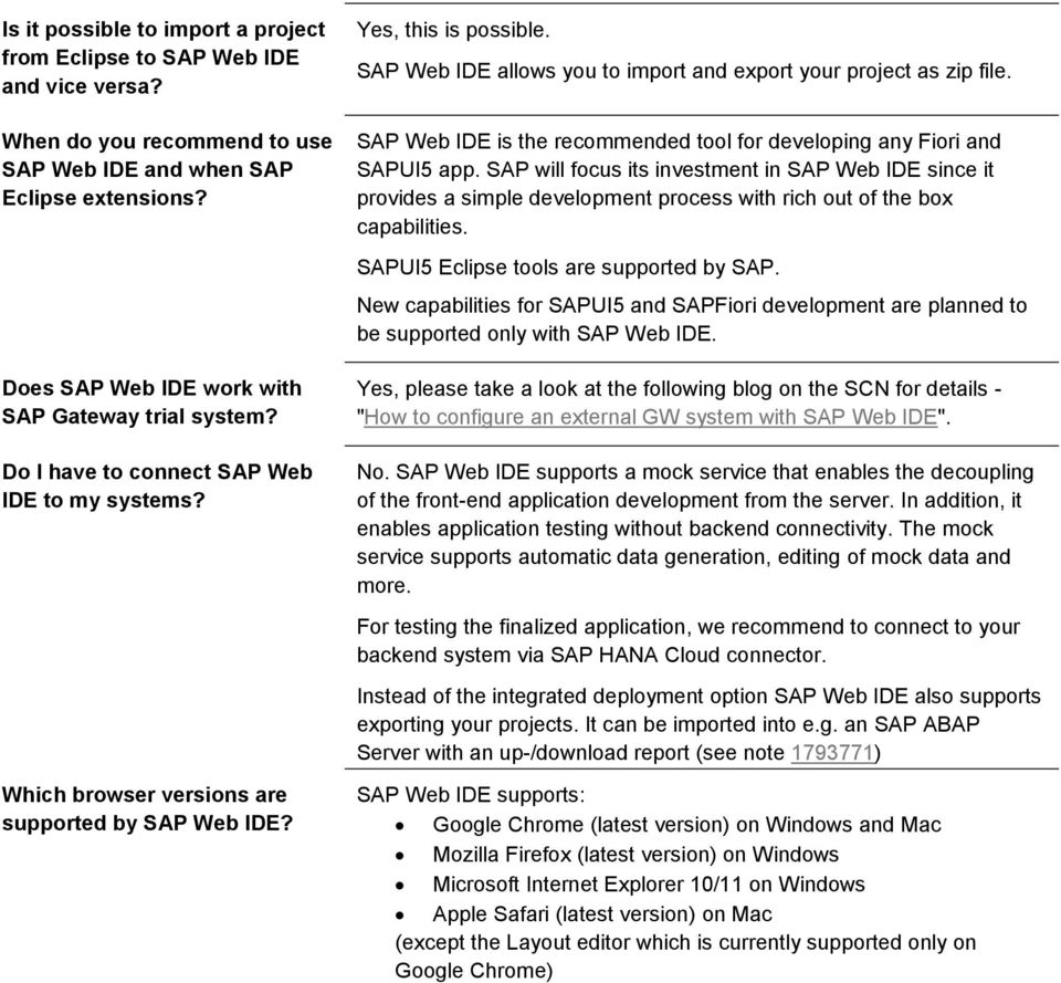 The Simple Way to Build and Extend SAP Fiori and SAPUI5 Applications