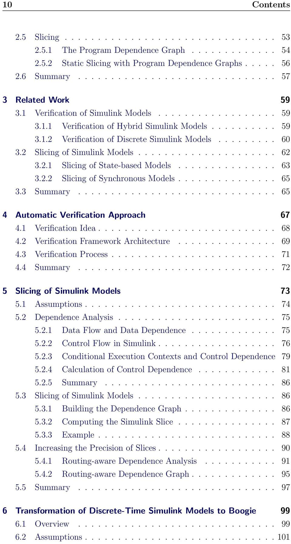 A Framework for the Automatic Verification of Discrete-Time MATLAB ...
