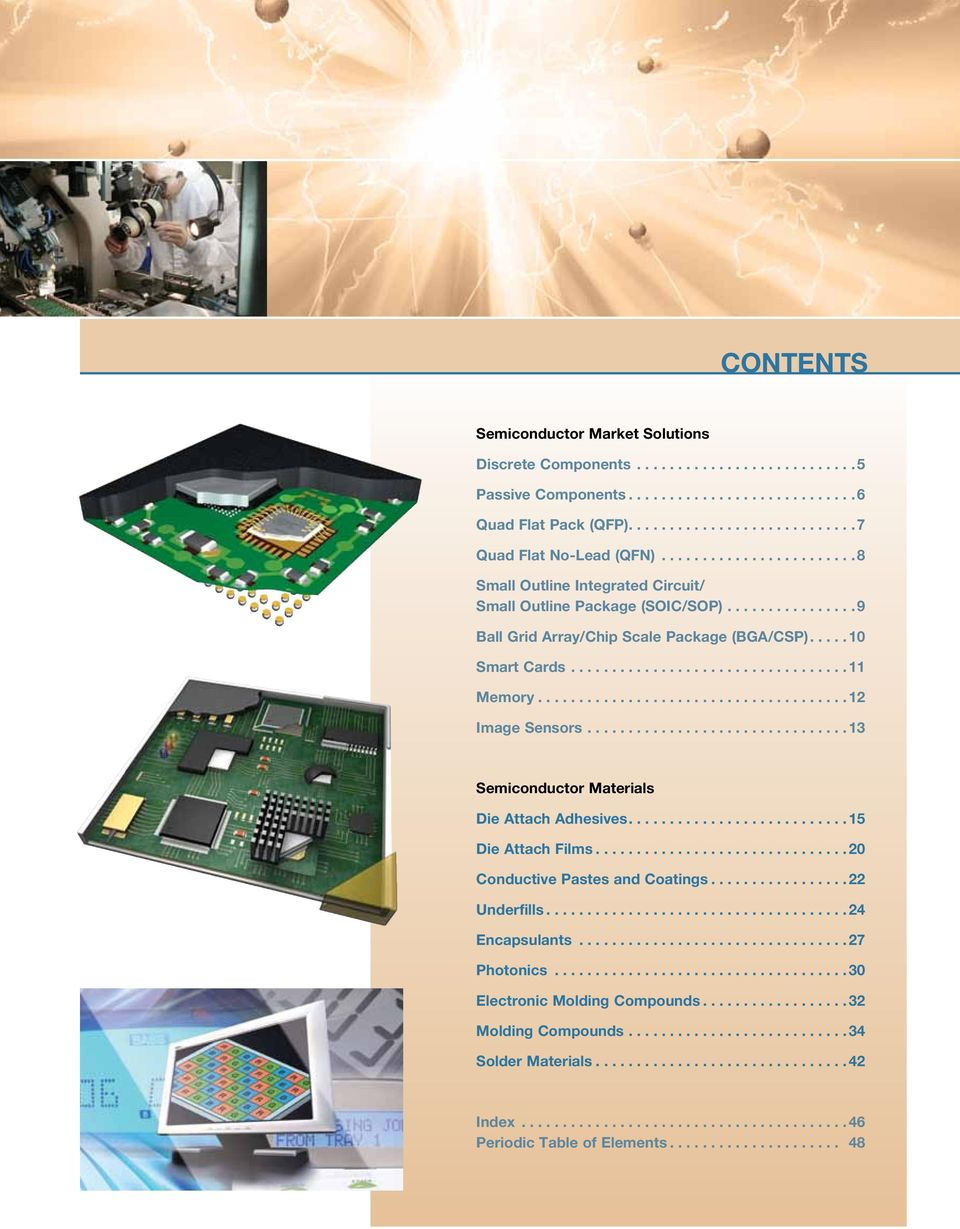 Henkel Semiconductor Solutions Your Partner Worldwide Small Outline Integrated Circuit Soic And Sop 4