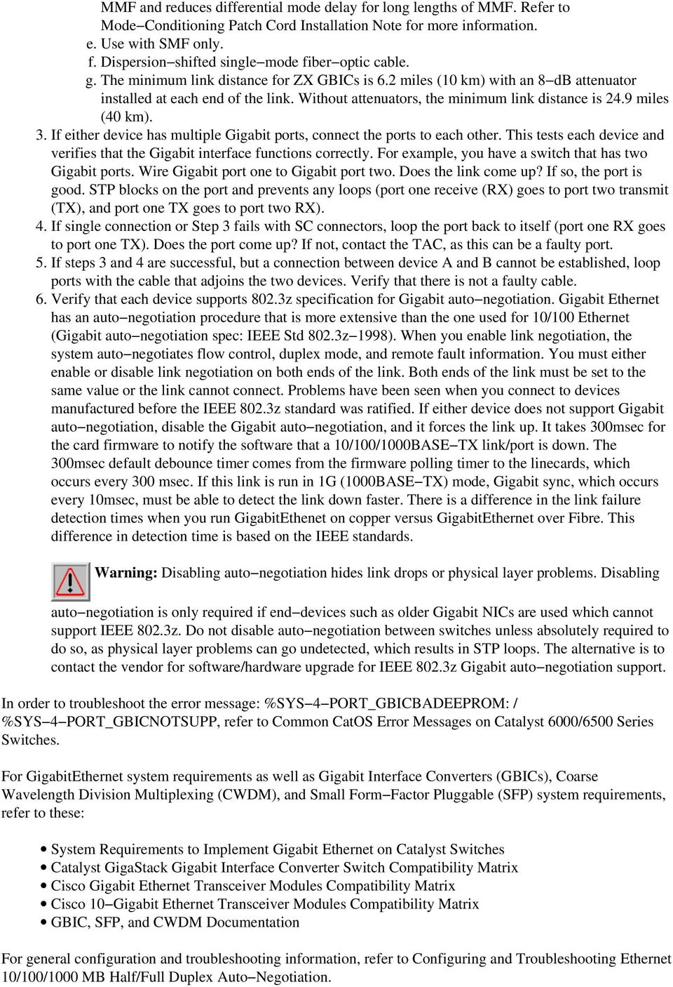 Troubleshooting Switch Port and Interface Problems - PDF