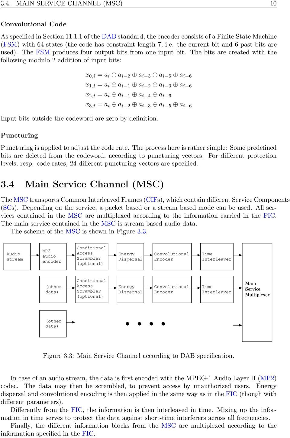dab software receiver implementation - pdf