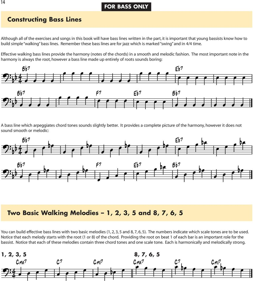 A Comprehensive Method For Jazz Style And Improvisation Pdf