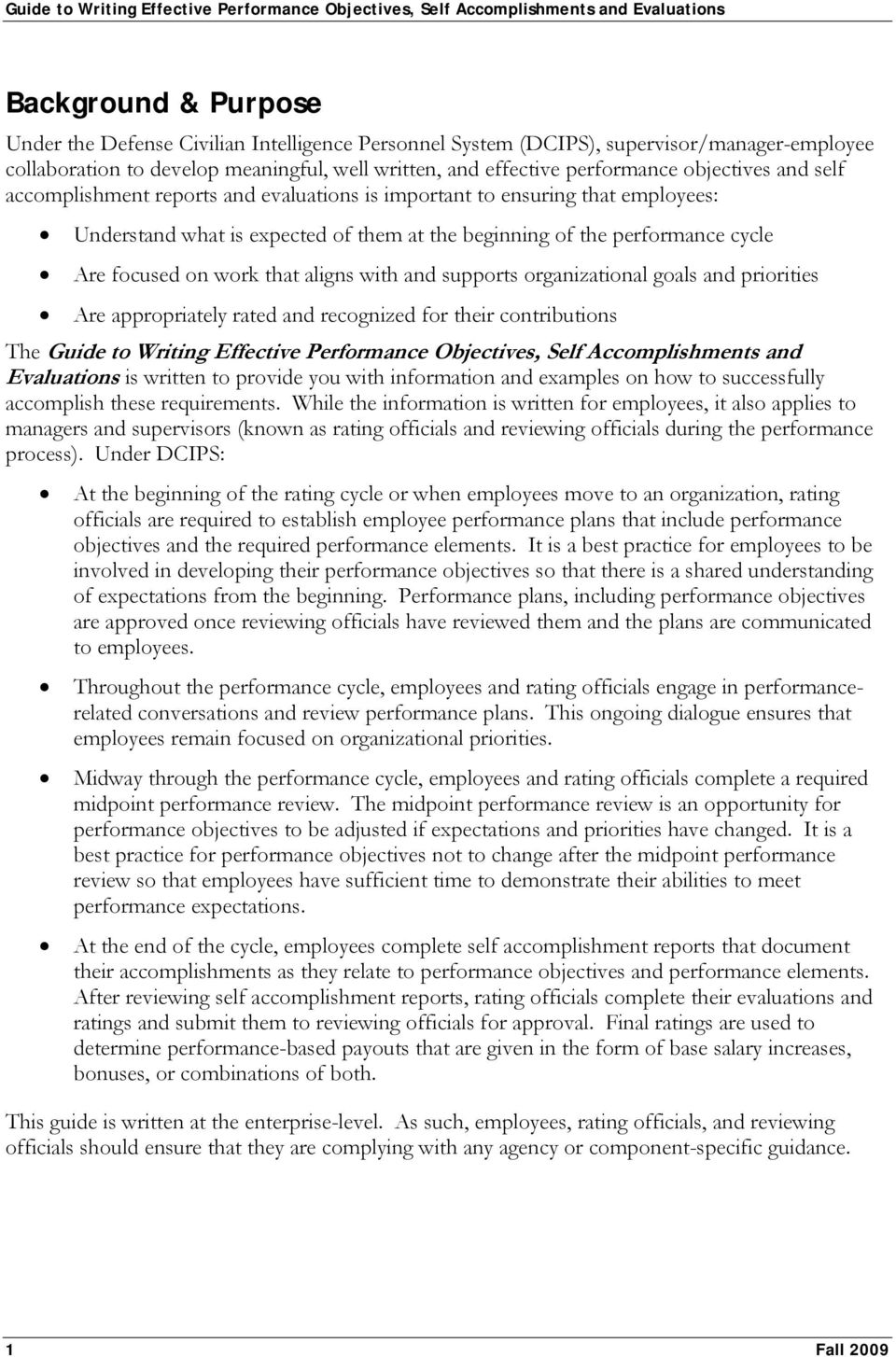 How to write a self evaluation (with sample evaluations).