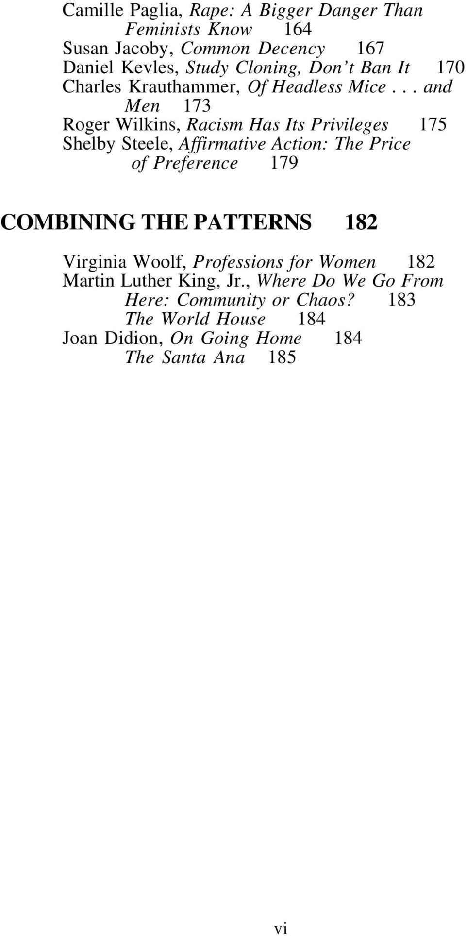 Instructor s manual for the longman reader sixth edition judith and men 173 roger wilkins racism has its privileges 175 shelby steele 6 teaching composition with the longman reader teaching offers fandeluxe Image collections