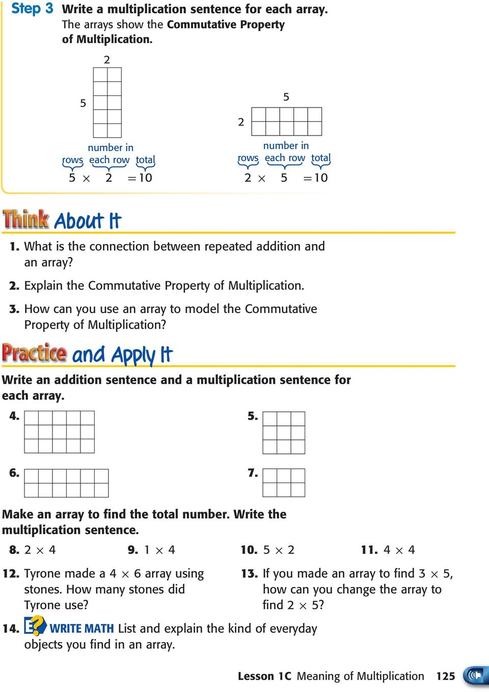 model multiplication and division problems pdf
