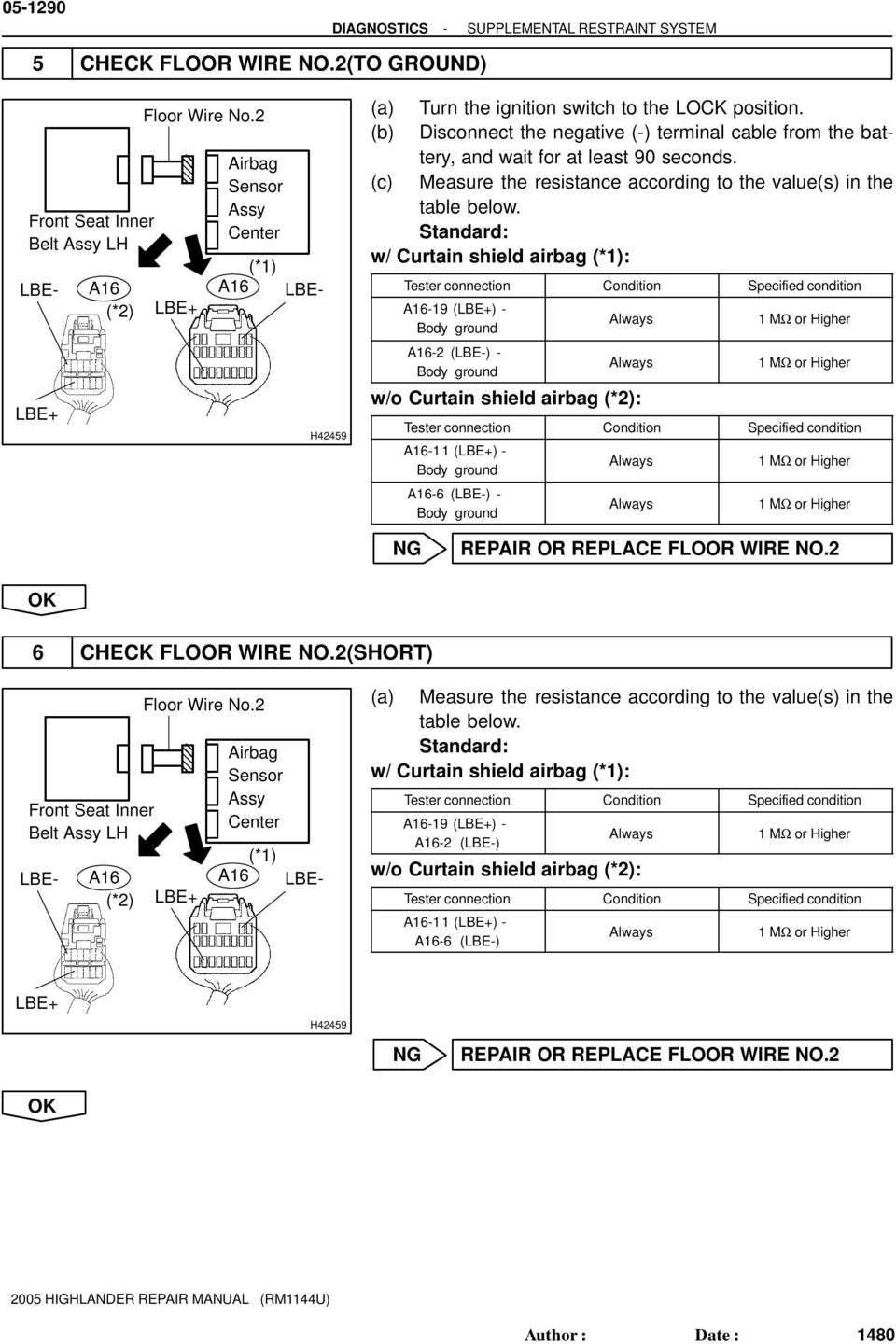 Mazda 3 Service Manual: Up Switch Inspection Fw6 A EL