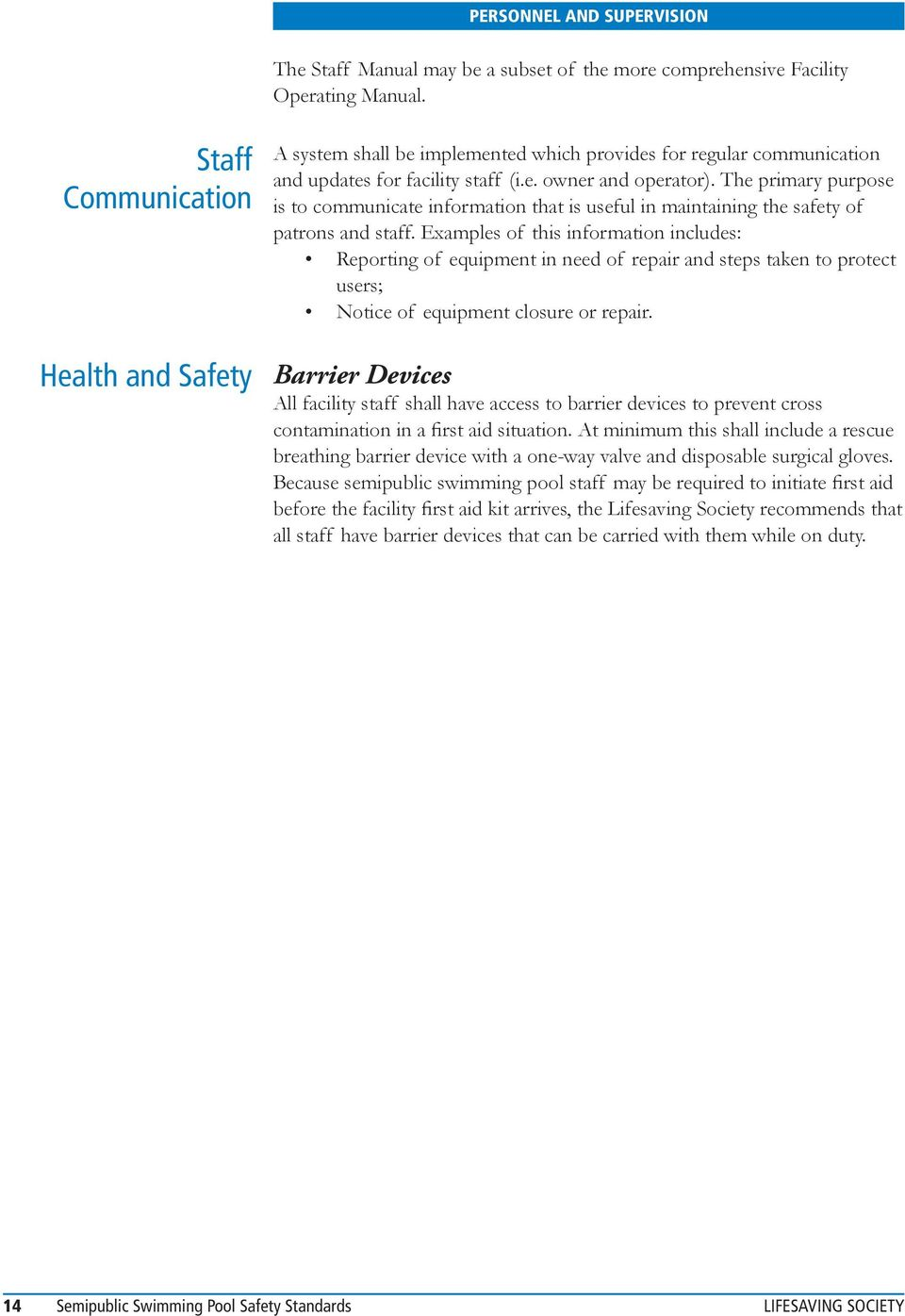 inidual page Array - semipublic swimming pool safety standards july pdf rh  docplayer net