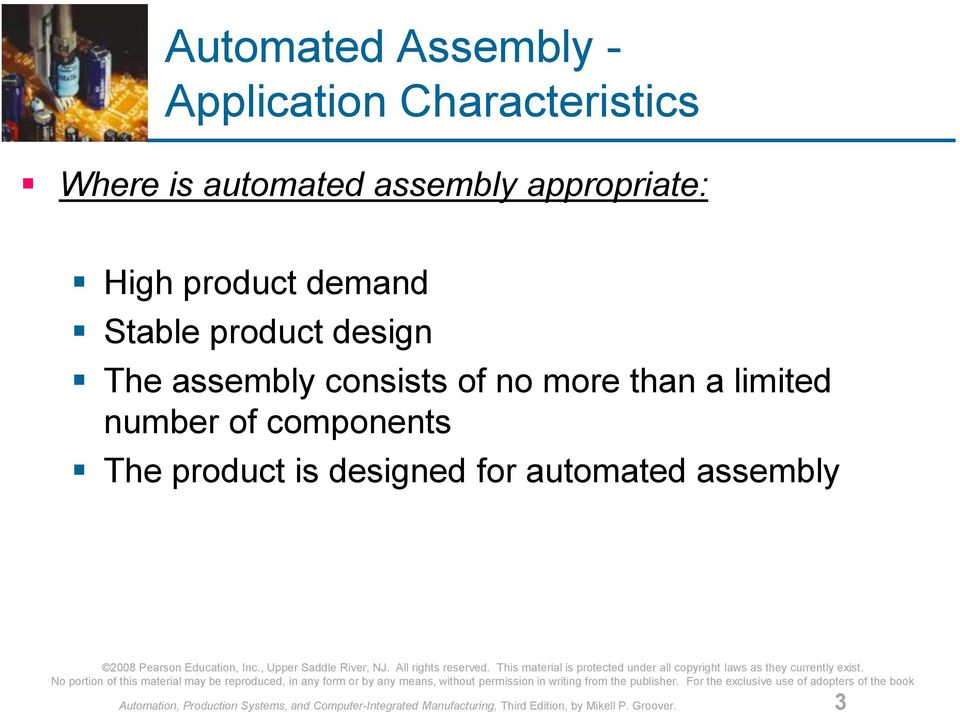 Ch 17 Automated Assembly Systems - PDF