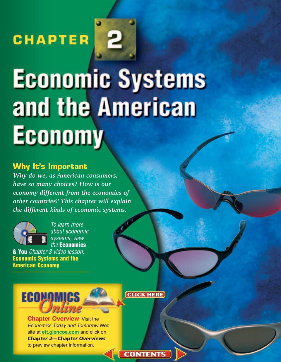 To learn more about economic systems, view the Economics