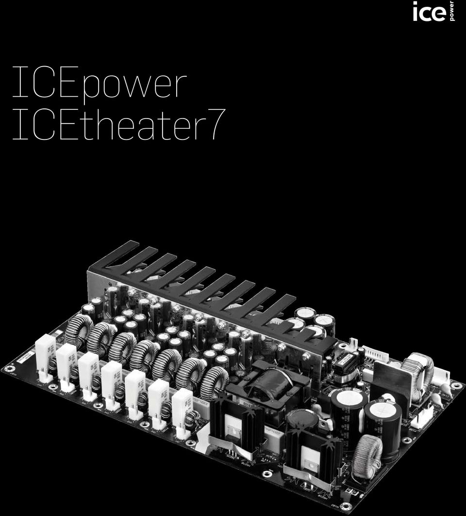 Icepower Icetheater7 Pdf Irs2092 Class D Amplifier Circuit Lm1036 Tone Controlled Audio 2 Page 1 Size An Power Dear Auio The Auiophile Home Theater Solution 7 X 150w Into 8 Ohm Manufacturer In Recent Years