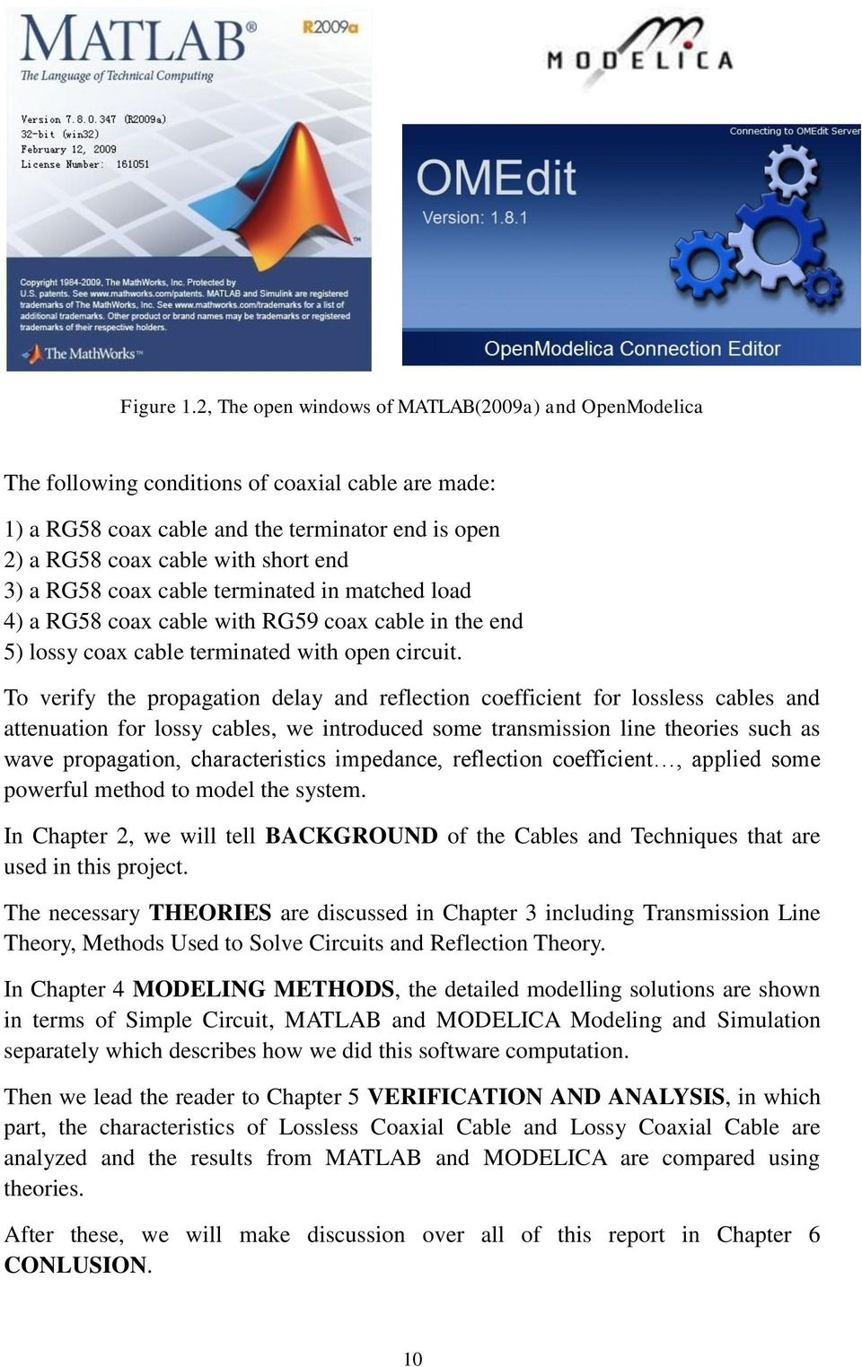 Coaxial Cable Modeling And Verification Pdf Is There Anyway I Can Model This Simple Circuit In Matlab Rg58 Coax Terminated Matched Load 4 A With Rg59