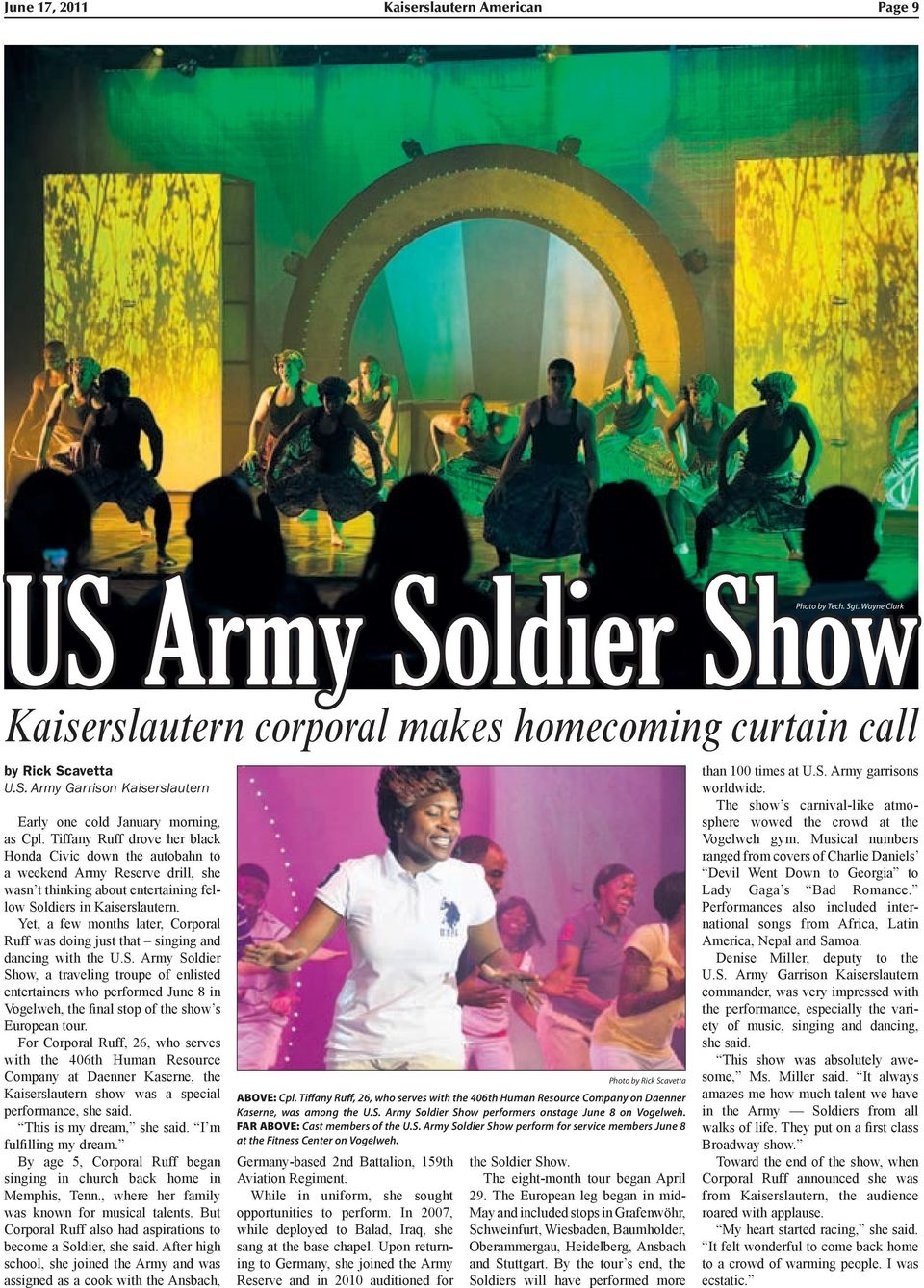 8ed906894 Soldiers run to celebrate Army s birthday. COMUSAFE visits 86th AW ...