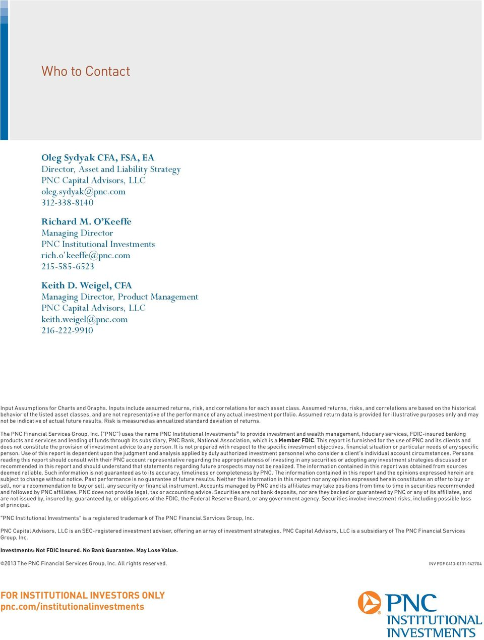 Cash Flow Analytics for Endowments and Foundations - PDF