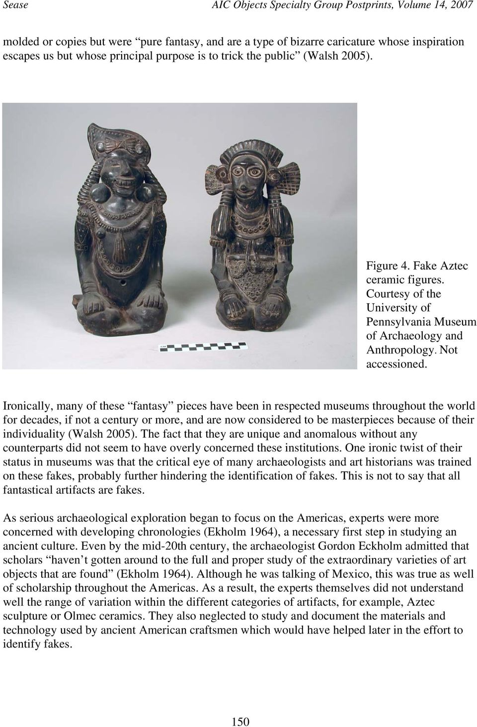 faking ancient mesoamerica