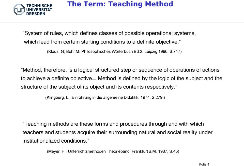 Teaching Methods in Vocational Education and Training - PDF