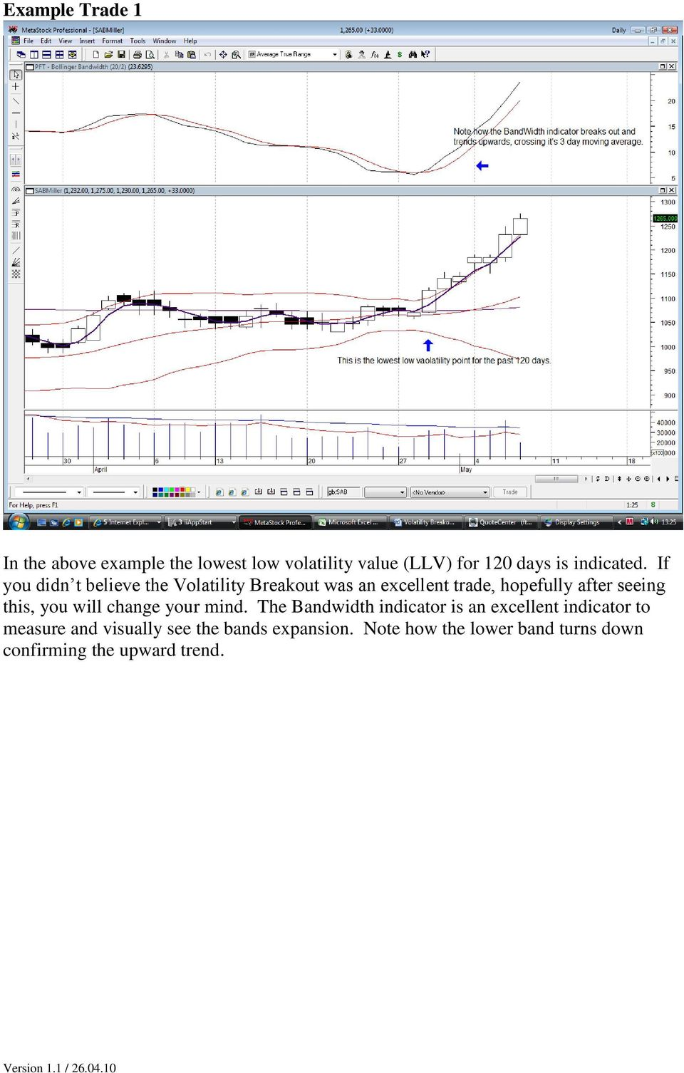 Volatility Breakout  Version 1 1 / - PDF