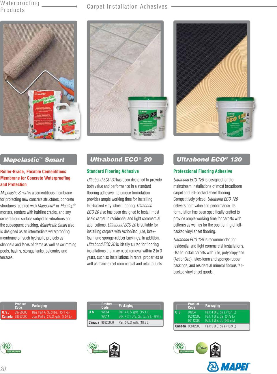 Floor Covering Installation Systems - PDF