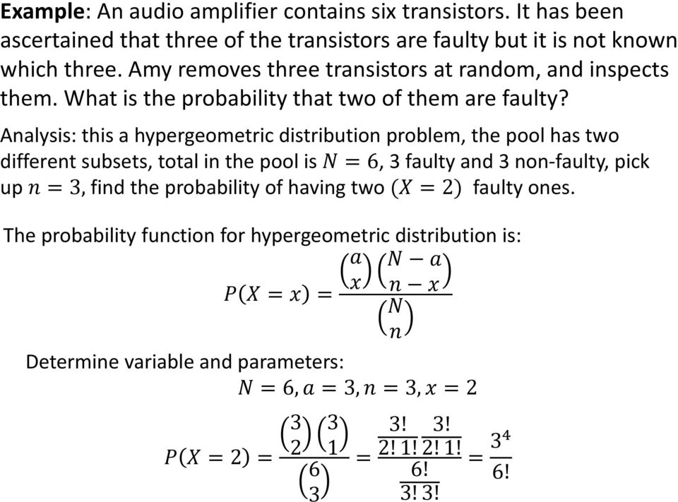 Chapter 2: Data quantifiers: sample mean, sample variance, sample
