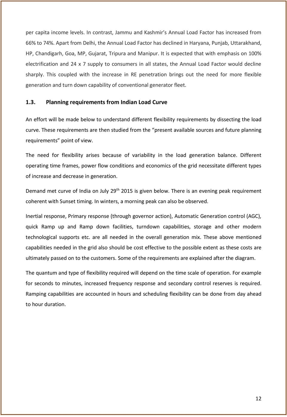 Flexibility Requirement in Indian Power System - PDF