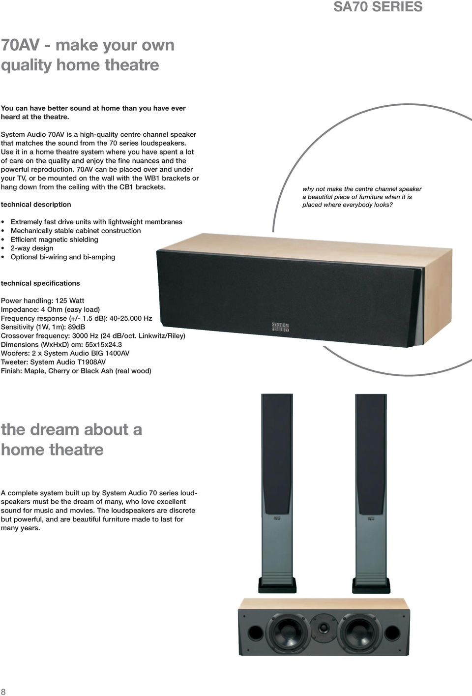Better Sound Design Pdf Wiring Home Audio Equipment Use It In A Theatre System Where You Have Spent Lot Of Care On