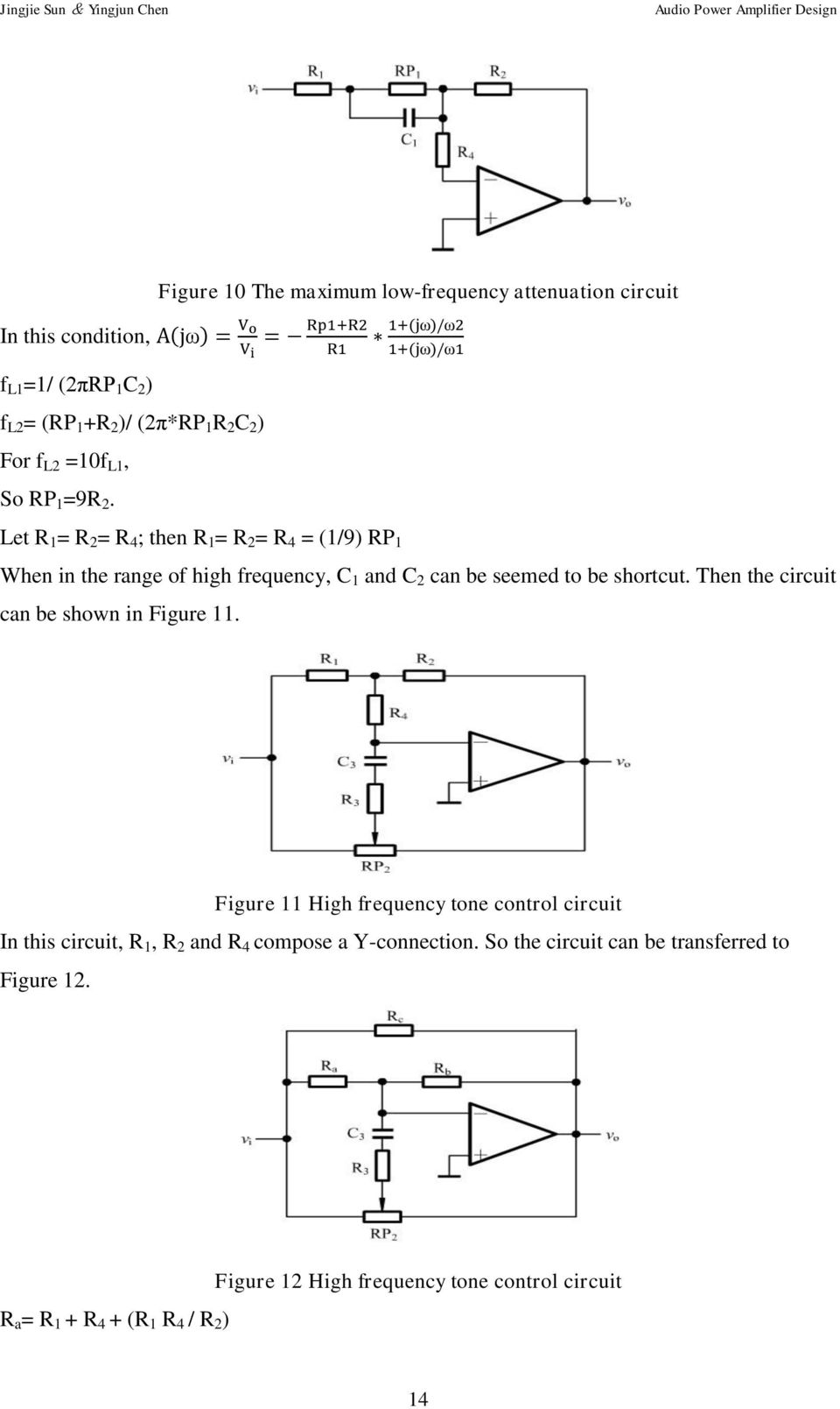 Audio Power Amplifier Design Pdf Guidelines For Bipolar Transistor Preamplifier Circuits Let R 1 2 4 Then