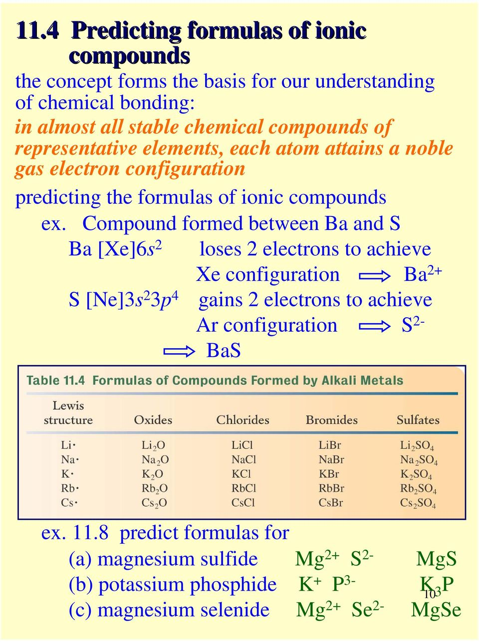 Chapter 11  Chemical Bonds: The Formation of Compounds from Atoms - PDF