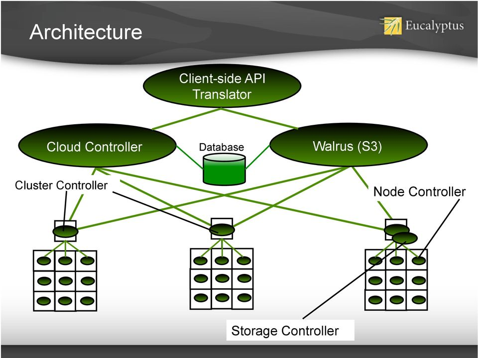 Database Walrus (S3) Cluster