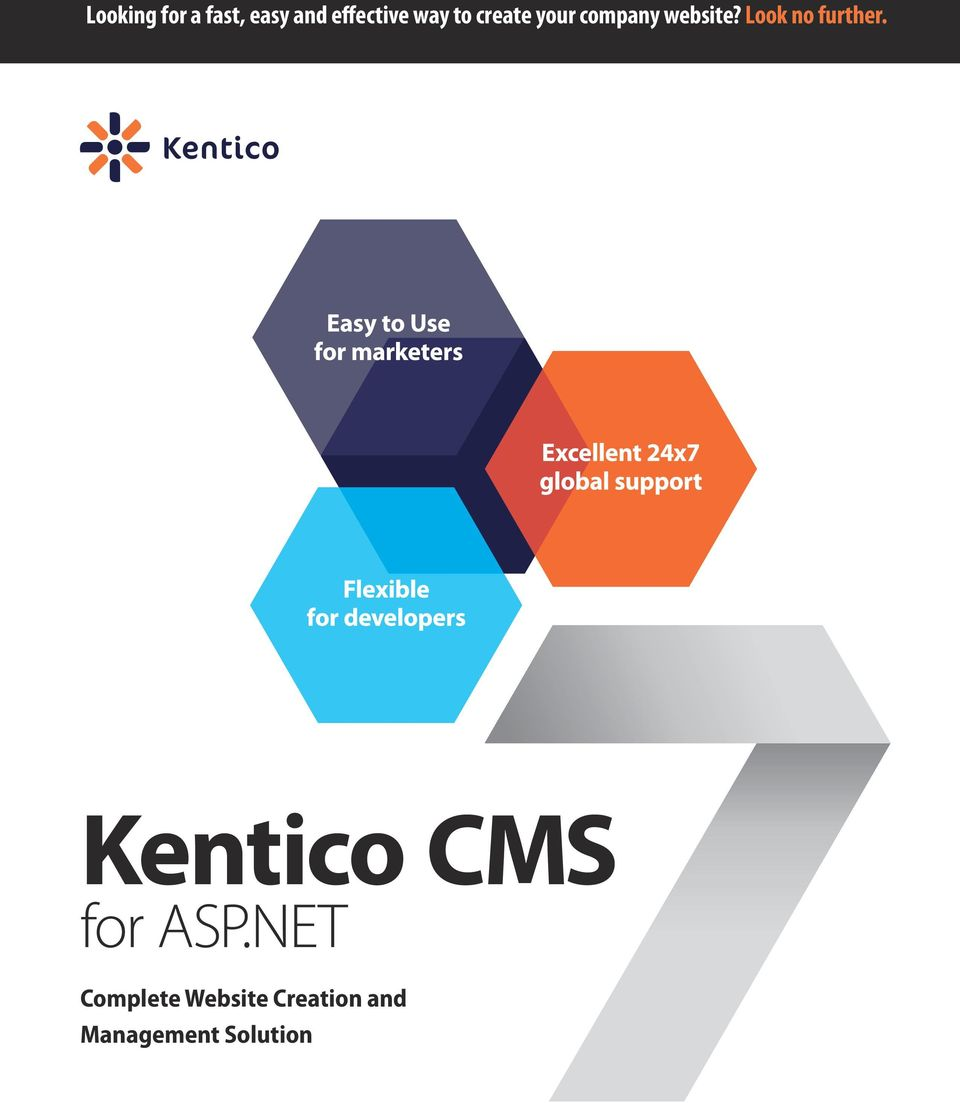 Look no further. Kentico CMS for ASP.