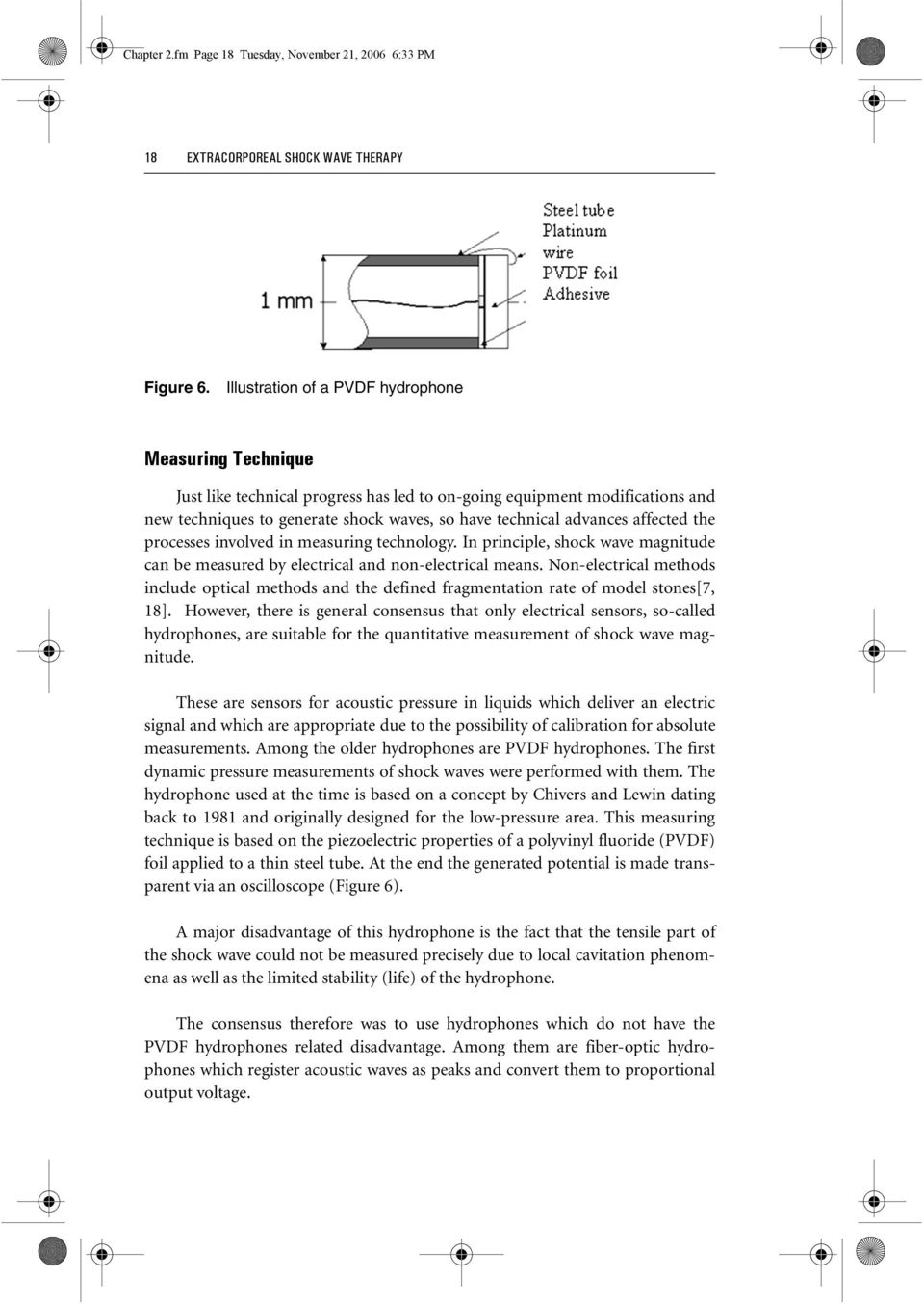 Physical Principles And Generation Of Shock Waves Pdf The Free Body Diagrams For Wave Would Look Likethese Affected Processes Involved In Measuring Technology Principle Magnitude Can Be