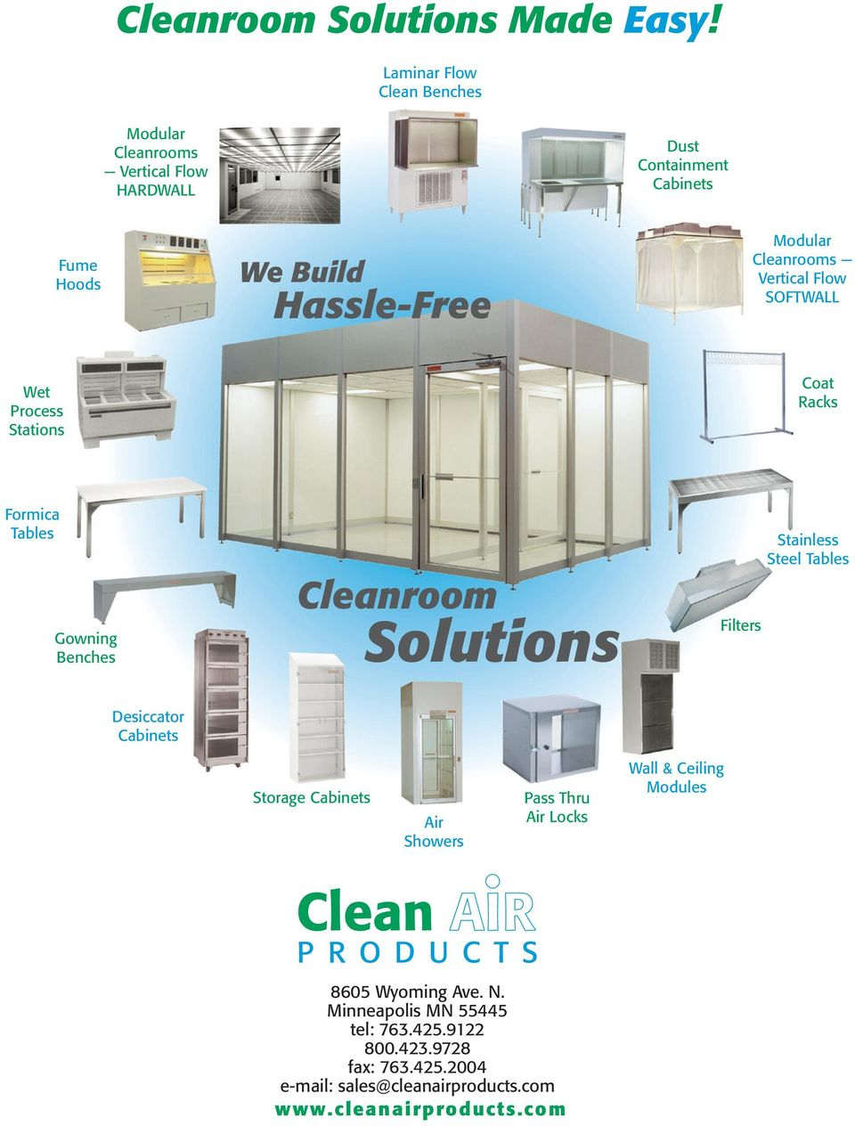 Series 18 Pass Thru Air Lock Cleanroom Entry System Pdf 360 Degreepass Diagram Success Modular Cleanrooms Vertical Flow Softwall Wet Process Stations Coat Racks Formica Tables Gowning Benches Solutions