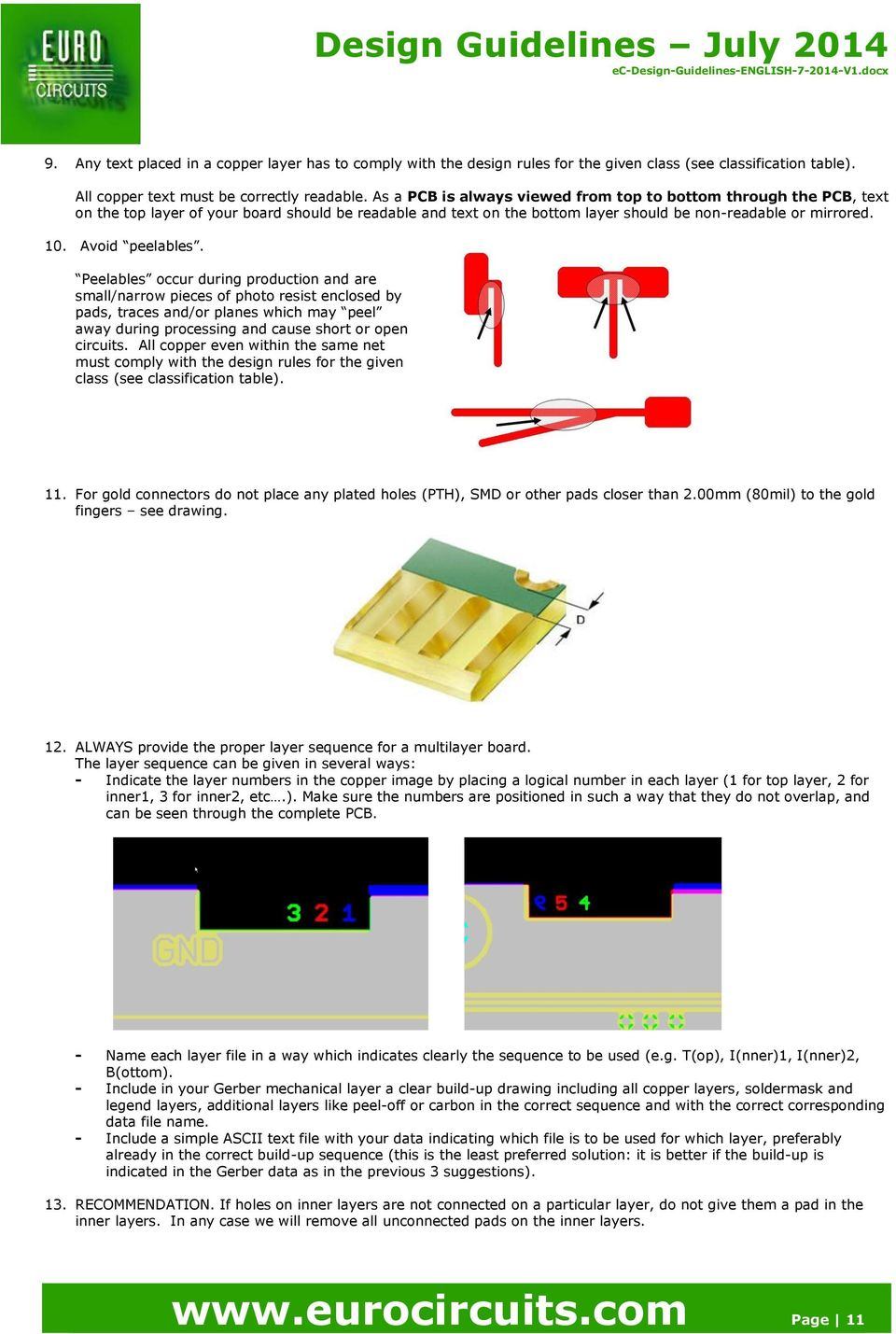 Page 1 Pdf Electronic Circuit Design One Sided Copper Clad Avoid Peelables