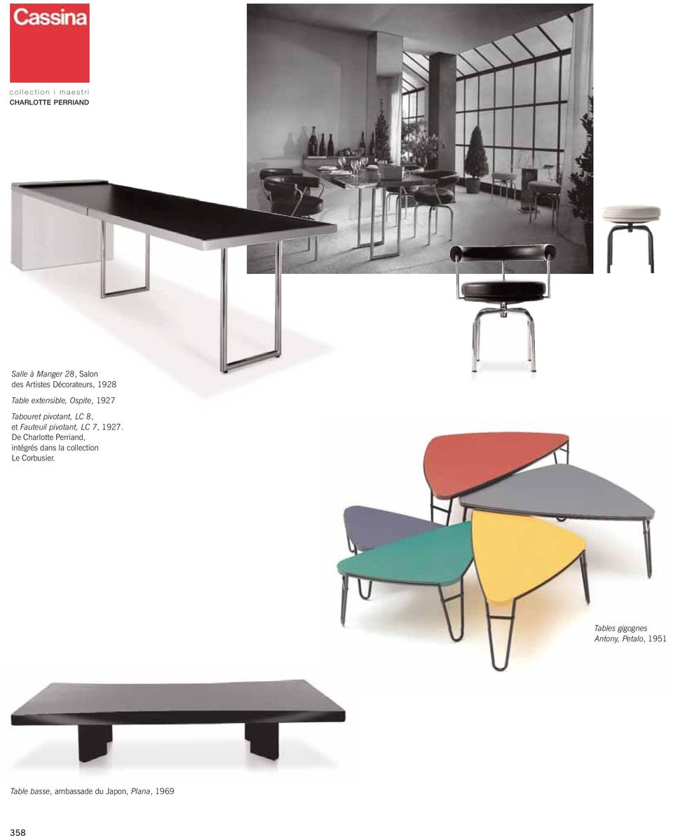 Charlotte Extensible Charlotte Perriand Perriand Ospite Ospite Extensible Table Ospite Extensible Table Table yvmN8n0wOP
