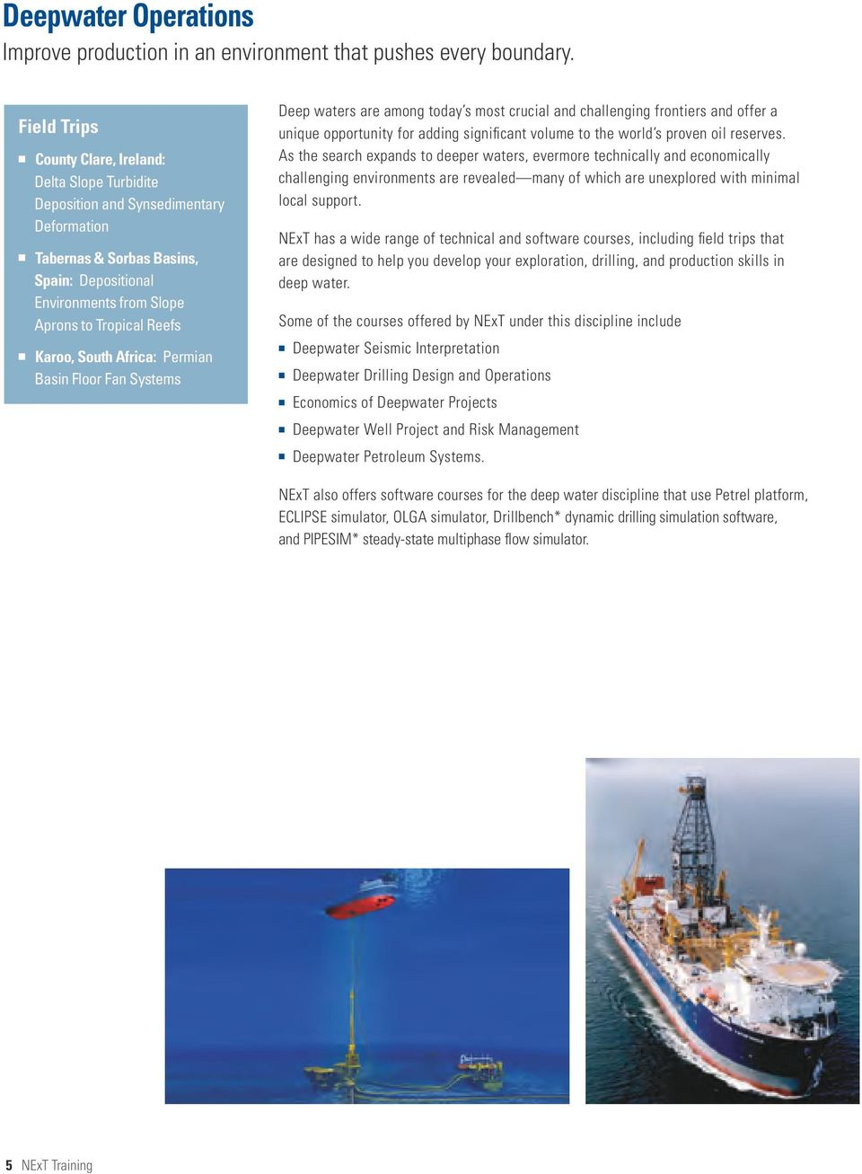 Oil and Gas Training and Competency Development  Developing