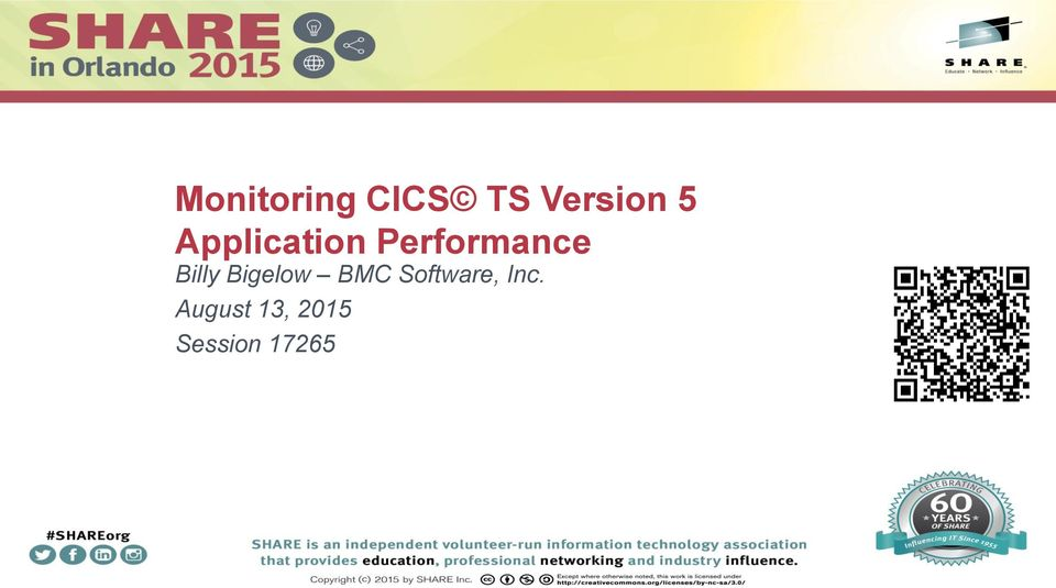 Cics Performance Monitor Release 2