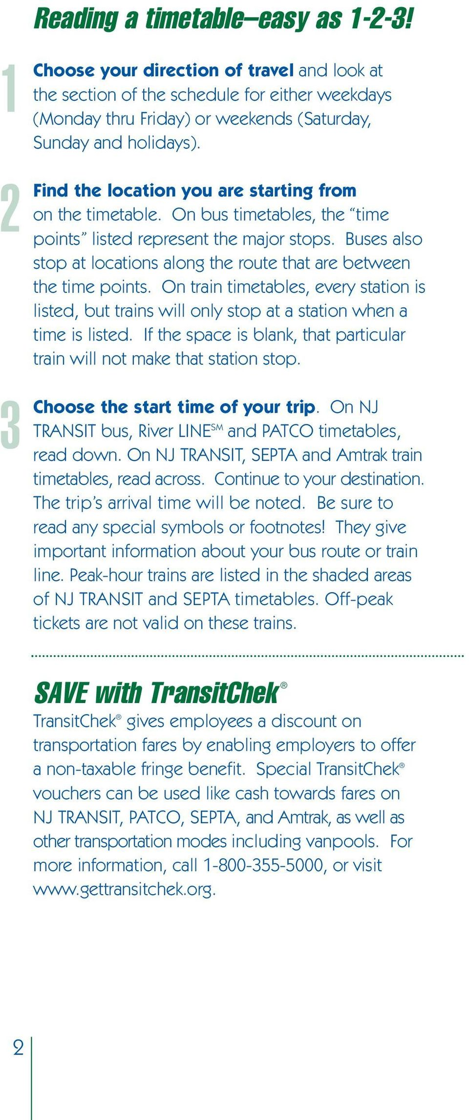 The Southern New Jersey Transit Guide  Your Guide to the