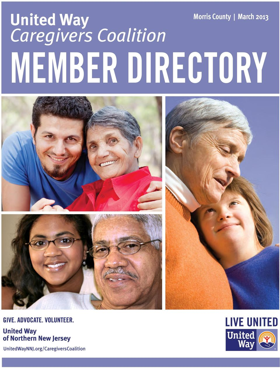 March 2013 MEMBER DIRECTORY