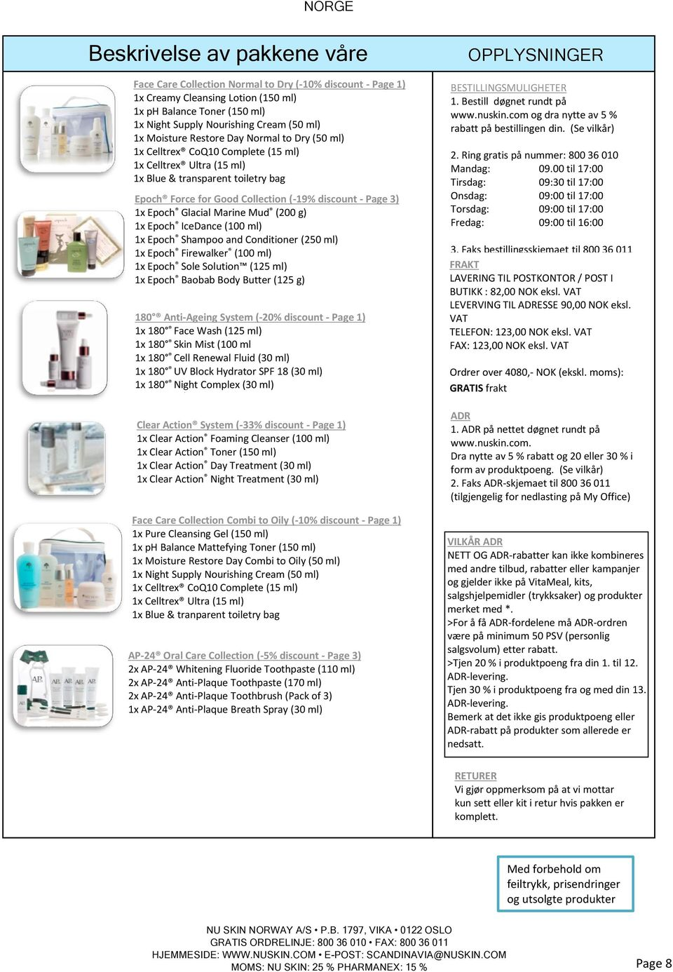 Norge November Pdf Clear Shampoo New Complete Soft Care 170ml Epoch Glacial Marine Mud 200 G 1x Icedance 100 Ml