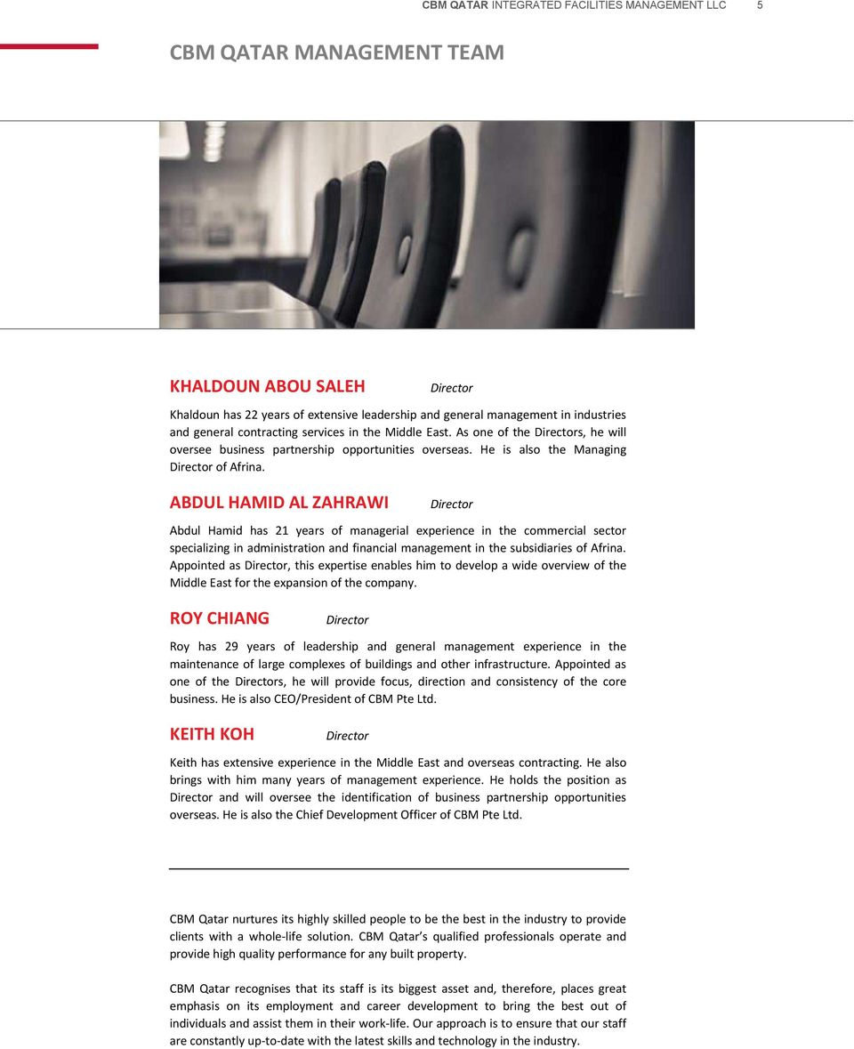 INTEGRATED FACILITIES MANAGEMENT - PDF