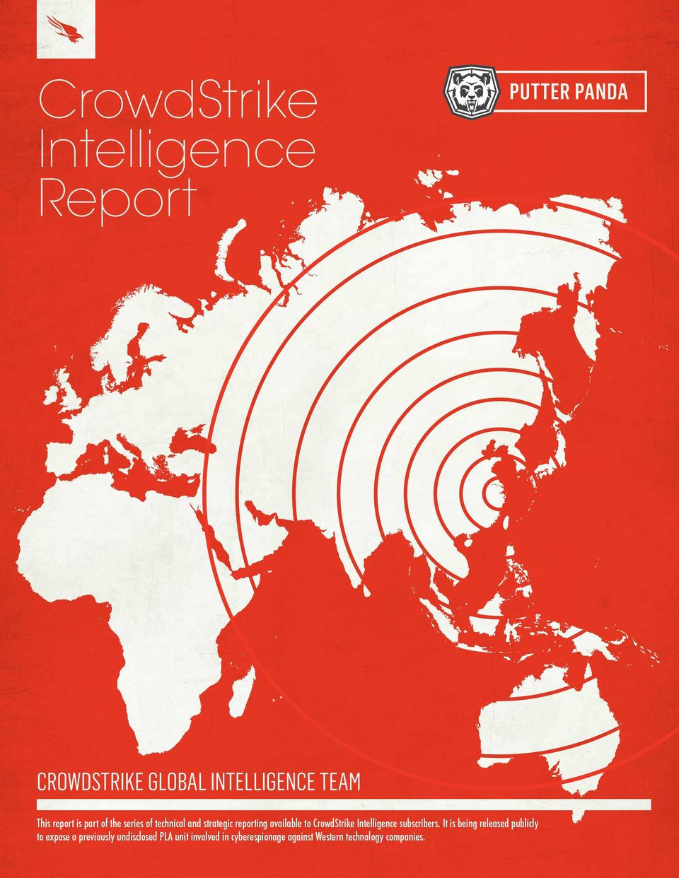 CrowdStrike Intelligence Report - PDF