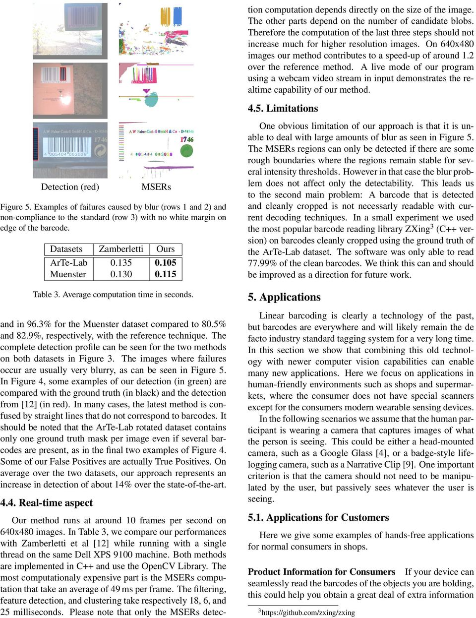 Real-time Barcode Detection in the Wild - PDF